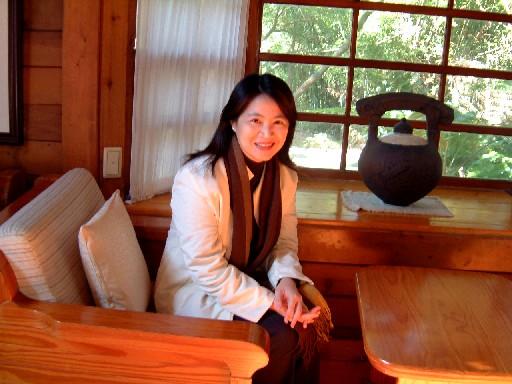 山莊主人的木屋