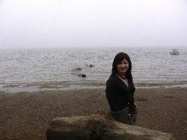 詩意的湖畔