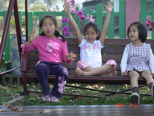 戶外也有小孩友善環境