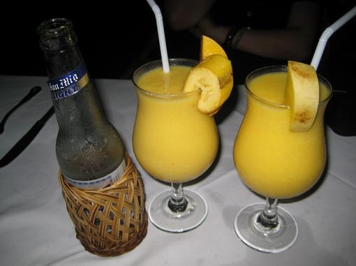 接下來的五天,每天都芒果汁....