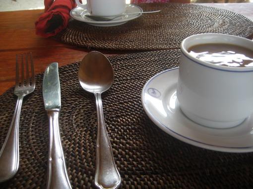 一日之計在於一杯咖啡