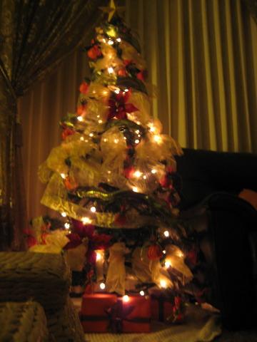 祝大家,有一個溫暖的聖誕夜~