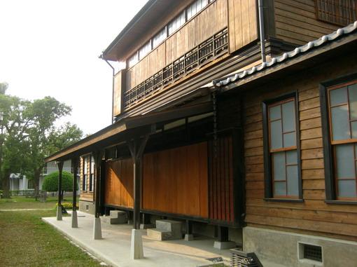 舊時糖廠的日式宿舍