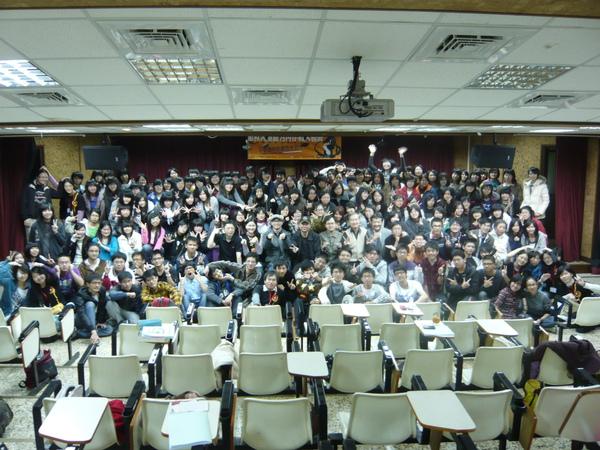 2010耕莘文藝營大合照