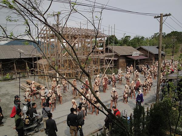 位於台北林口阿榮片廠的霧社街主景.JPG