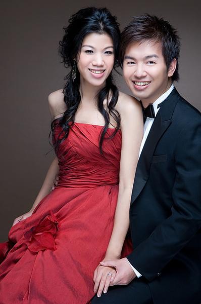 Webber&WeiWei's婚紗照