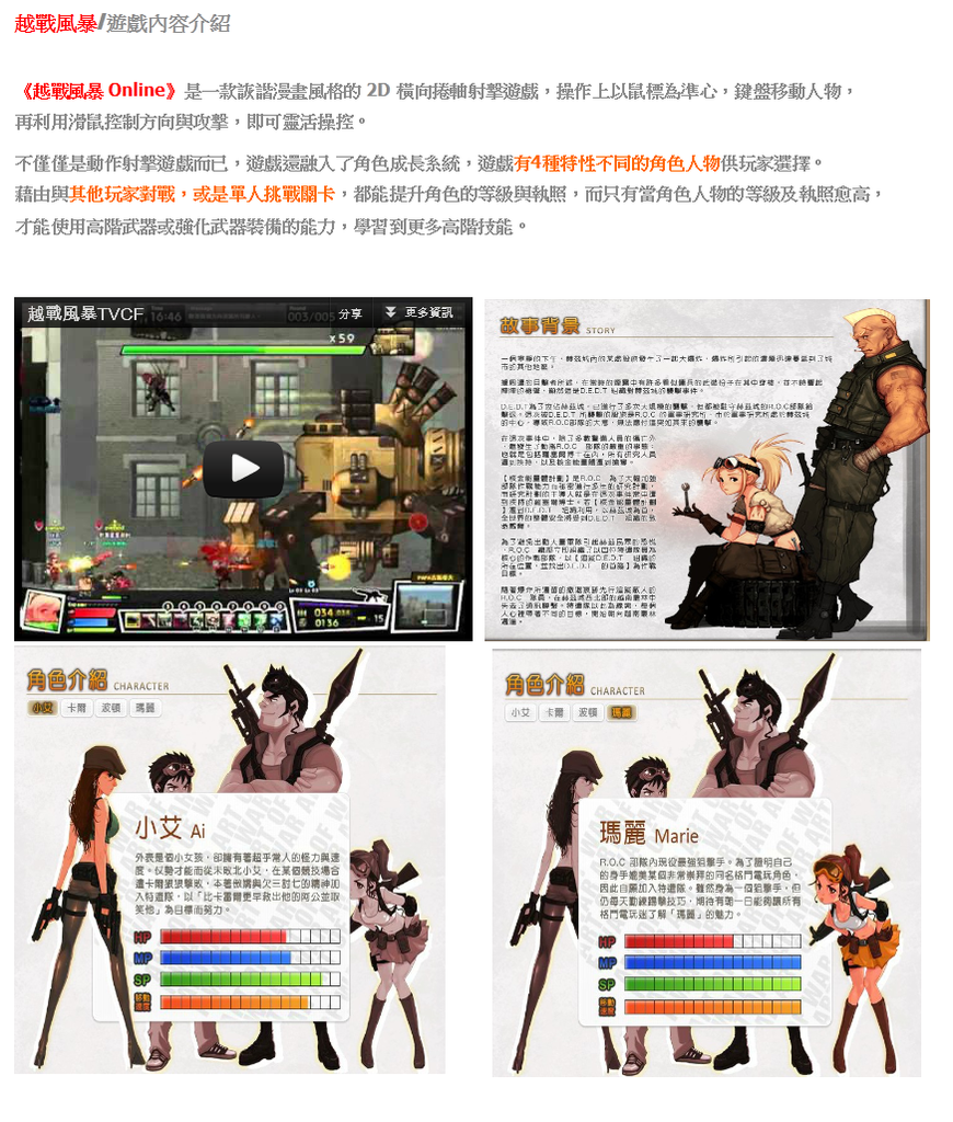 線上遊戲排行榜2012 (2)