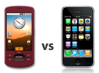 iphone vs. Andriod