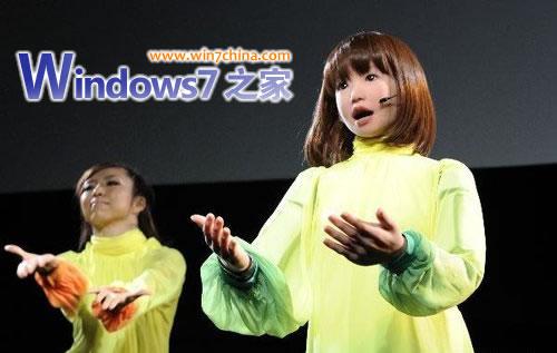 日本 美女機器人2