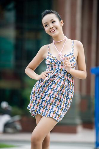 越南12歲嫩模2