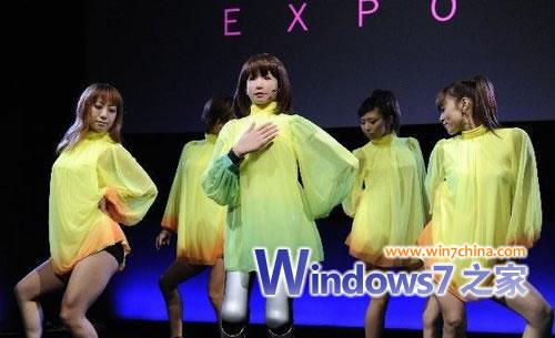 日本 美女機器人3