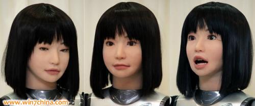 日本 美女機器人1