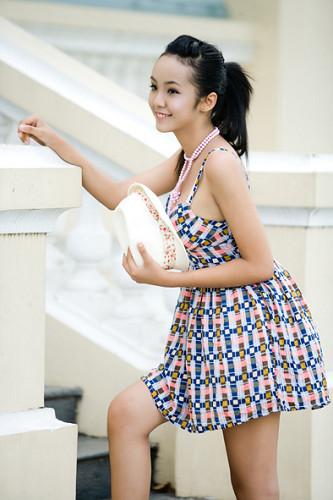 越南12歲嫩模