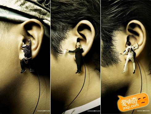 耳朵用來呼吸