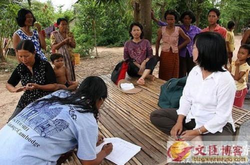 柬埔寨 女人島7