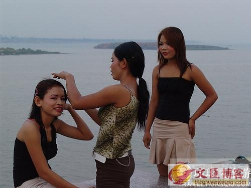 柬埔寨 女人島5