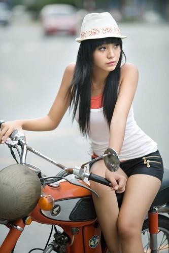 越南12歲嫩模5
