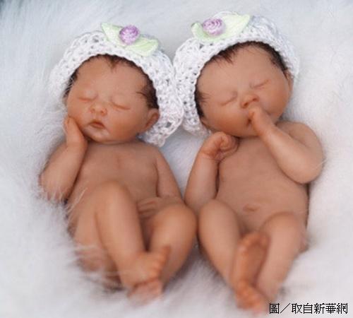 嬰兒微雕2