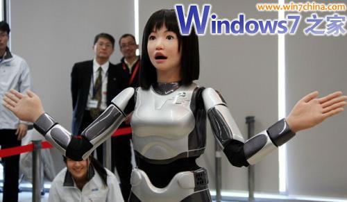 日本 美女機器人5
