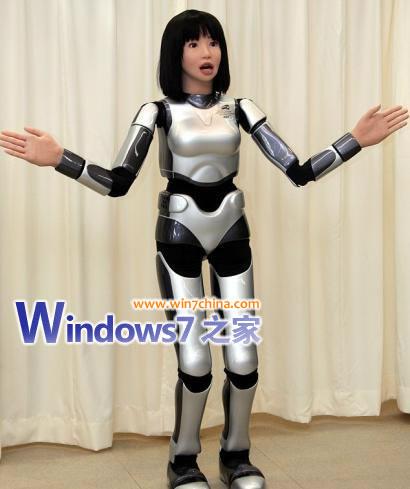 日本 美女機器人6