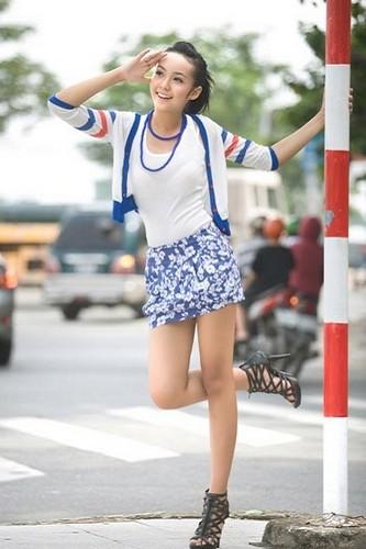 越南12歲嫩模9