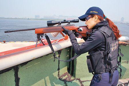 美女空姐狙擊手 鄭蓮玉