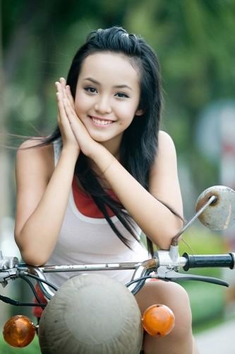 越南12歲嫩模4