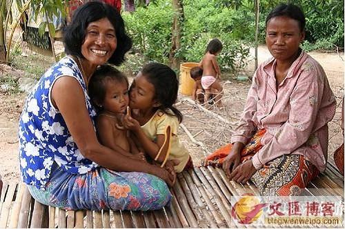 柬埔寨 女人島9