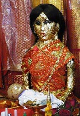 泰國鬼妻廟