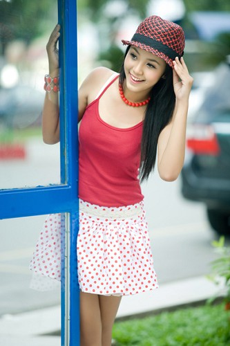 越南12歲嫩模11