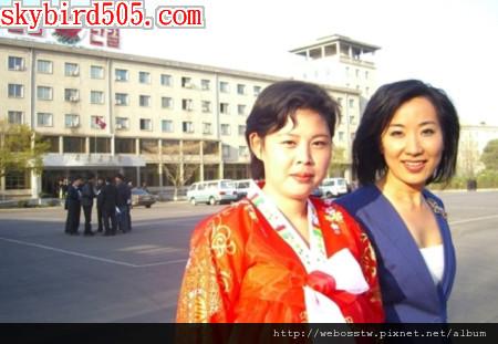 北韓新女主播3