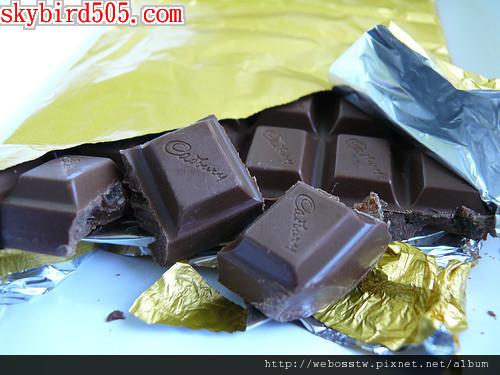 血汗巧克力
