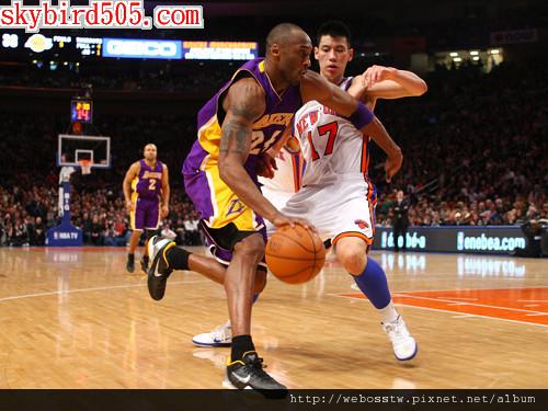 林書豪 NBA2