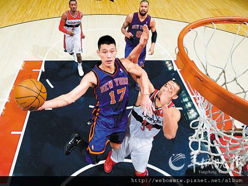 林書豪 NBA3