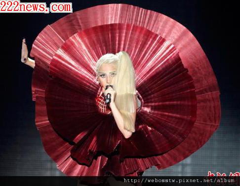 Gaga門票炒價