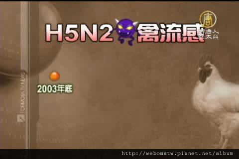禽流感 h5n22
