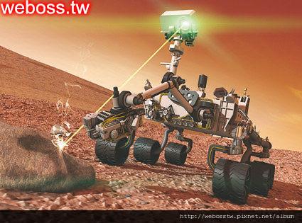 好奇號火星車經歷恐怖7分鐘