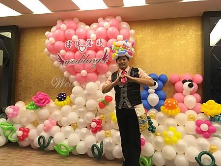 0428雲林斗六珍村婚禮主持人+魔術汽球表演 (9).JPG