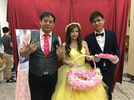 0529高雄仁武活動中心婚禮主持+魔術表演+米奇汽球佈置 (9).JPG