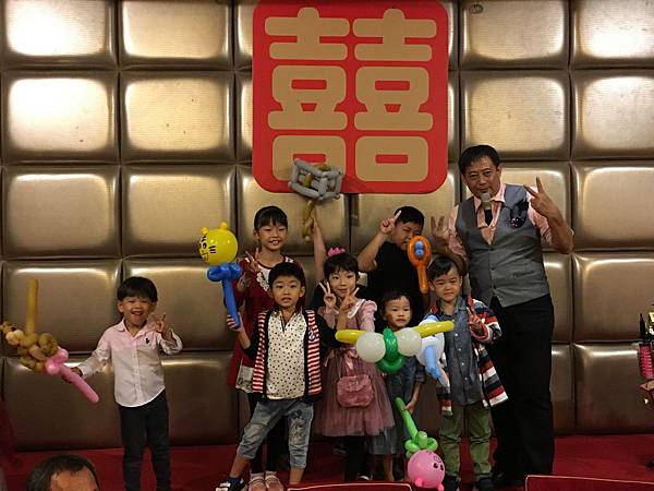 高雄婚禮主持+川劇變臉+魔術氣球表演+中國風情境佈置@高雄富苑 (20).JPG