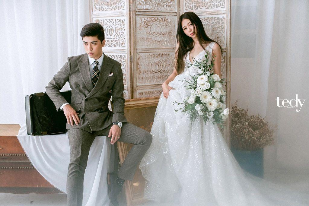 tedy當當 | ISSUE KIKI – 自主婚紗攝影 | 八田伴伴 手作禮服婚物所