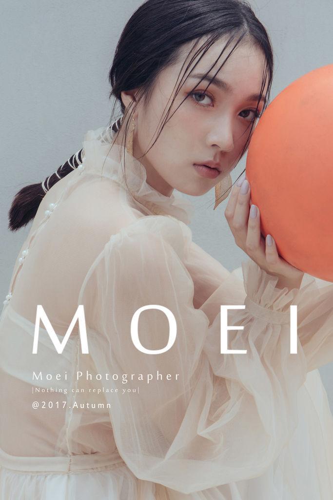 蕭以姍 moei photography 簡約鹽系風格 X 八田伴伴 手作禮服婚物所