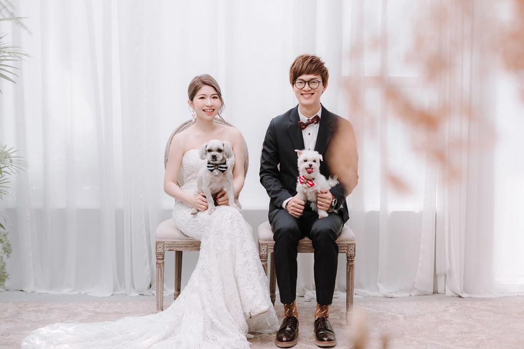 AJ 攝影師結婚照 %2F ZOZO CHENG 攝影工作室拍攝