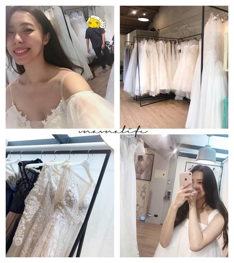 V娜。Wedding go - 美式婚紗 + 西班牙手工訂製禮服