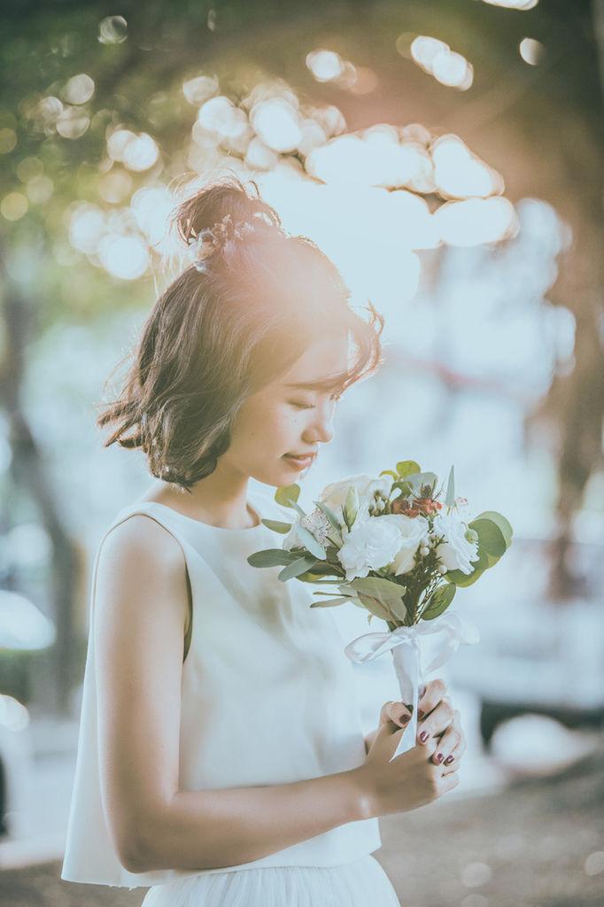 SHAN 自主婚紗照分享 | Yaffa 寫真事務所