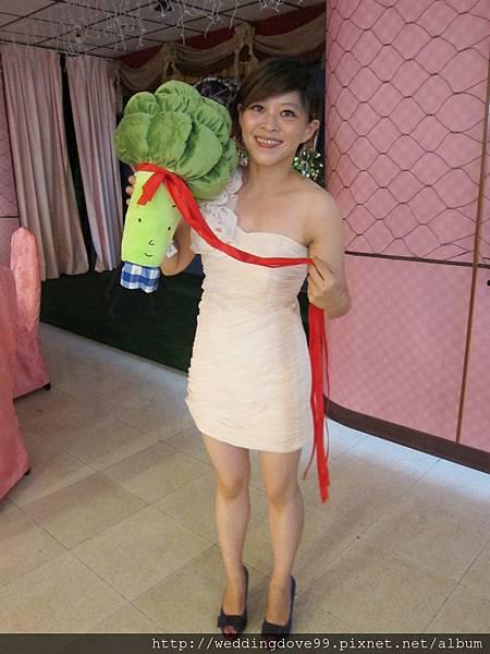 安琪主持-花椰菜寶寶