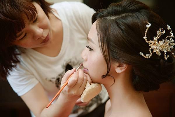 婚禮紀錄 彰化 駿崗日式料理 婚攝 Theo 席歐-25.jpg