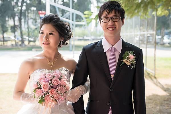 婚禮紀錄 台南 華平里活動中心 婚攝 Theo 席歐-2.jpg