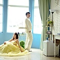 【自助婚紗】【婚紗攝影】【推薦】【作品集】【台北】【高雄】攝影:MAC 新人:正雄+佩君 民宿 晚禮服