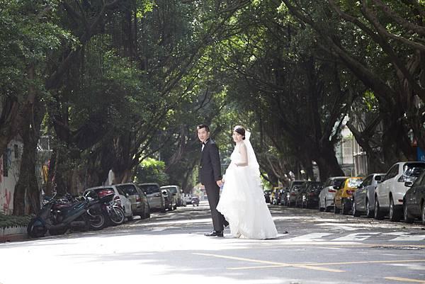【自助婚紗】【婚紗攝影】【推薦】【作品集】【台北】【高雄】 白紗